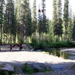 Tolsona Wilderness Campground - Glennallen, AK - RV Parks