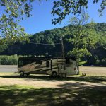 New River Campground - Gauley Bridge, WV - RV Parks