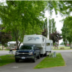 Carl Precht Memorial RV Park - Omak, WA - County / City Parks