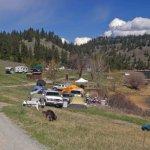 Chopaka Lake Campground - Loomis, WA - Free Camping