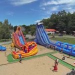 Yogi Bear's Jellystone Park Ashland - New Hampton, NH - Adventure Bound Resorts