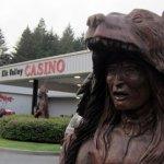 Elk Valley Casino - Crescent City, CA - Free Camping