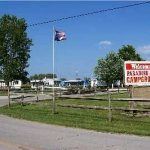 Paradise Acres Campground and Marina - Oak Harbor, OH - RV Parks