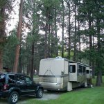 The Square Dance Center & Campground - Lolo, MT - RV Parks