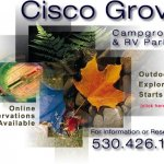 Cisco Grove Campground & Rv - Soda Springs , CA - RV Parks