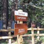 Deerhead Campground Lincoln National Forest - Cloudcroft, NM - National Parks
