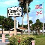 Camelot RV Park - Malabar, FL - RV Parks