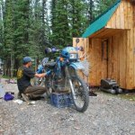 Thompsons Eagles Claw Motorcycles Park and Rental Cabins - Tok, AK - RV Parks