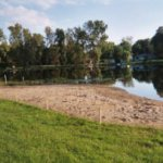 Harper Lake Campground - Kimmell, IN - RV Parks