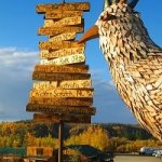 Chicken Gold Camp - Chicken, AK - RV Parks