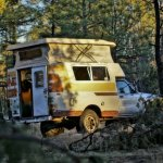 Baca Campground - Lincoln, NM - Free Camping