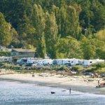Weirs Beach RV Resort - Victoria, BC - RV Parks