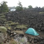 Lava Flow Campground - Arco, ID - RV Parks