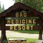 Bad Medicine Resort and Campground - Ponsford, MN - RV Parks