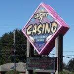 Lucky 7 Casino - Smith River, CA - Free Camping