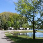 Holiday Park Campground - Traverse City, MI - RV Parks