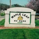 Maple Leaf RV Park - Morgan, CA - RV Parks