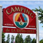 Camping de la Demi-Lieue - Saint-Jean-Port-Joli, QC - RV Parks