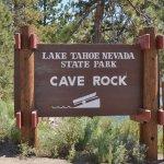 Cave Rock State Park - Glenbrook, NV - Nevada State Parks