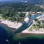 Cottonwood Cove Resort - Lee Creek, BC - RV Parks