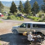 Tool Box Springs Campground - Mountain Center, CA - Free Camping