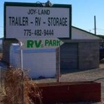 Joy Land Rv Park - Tonopah, NV - RV Parks