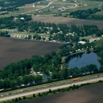 Lehmans Lakeside RV Resort - Marengo, IL - RV Parks