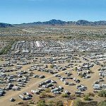 Crystal Hill - Quartzsite, AZ - Free Camping