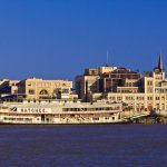 Riverboat Travel Park - New Orleans, LA - RV Parks