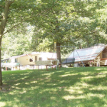 Bayou Bluffs Campground - Cornell, IL - RV Parks