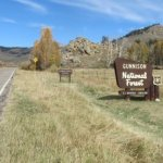 Big Cimarron Campground Gunnison National Forest - Delta, CO - National Parks