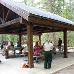 Big Creek Campground - Ashford, WA - National Parks