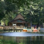 Lakeside Cabins Resort - Three Oaks, MI - RV Parks