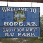 Vicksburg - Salome, AZ - Free Camping