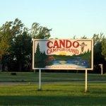 Cando City Campground - Cando, ND - County / City Parks