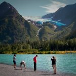 Portage Glacier Road - Girdwood, AK - Free Camping