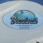 Boardwalk RV Resort - Homestead, FL - RV Parks