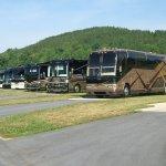 Tom Johnson Camping Center - Marion, NC - RV Parks