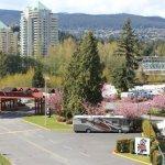 Capilano River RV Park - West Vancouver, BC - RV Parks