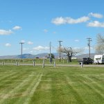 Butte Valley Fair RV Park - Tulelake, CA - County / City Parks