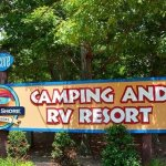 Lake & Shore RV Resort - Ocean View, NJ - Thousand Trails Resorts