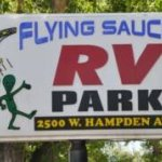 Flying Saucer RV Park - Englewood, CO - RV Parks