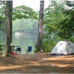 Pawtuckaway State Park Campground - Nottingham, NH - New Hampshire State Parks