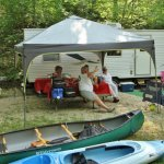 Middle Creek Campground - Buchanan, VA - RV Parks