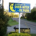 Overniter RV Park - Athens, TN - RV Parks