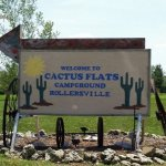 Cactus Flats Campground - Helena, OH - RV Parks