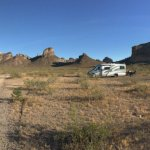 Saddle Mountain - Tonopah, AZ - Free Camping