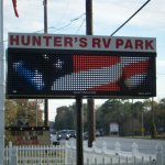 Hunter RV Park - Highlands, TX - RV Parks