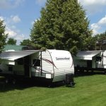 Woodchip Campground - Byron Center, MI - RV Parks
