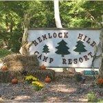 Hemlock Hill Camp Resort - goshen, CT - RV Parks